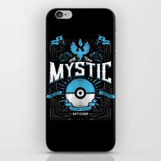 A Mystical Decision  iPhone & iPod Skin