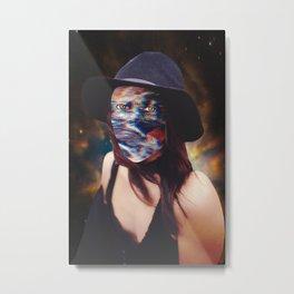 Portrait of the Self vol. 1 Metal Print