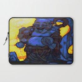 Big Bouncy Buddha Laptop Sleeve