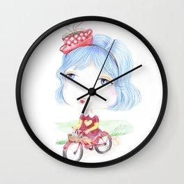 Thursday Party Wall Clock