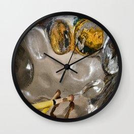 The Steel Pan Wall Clock