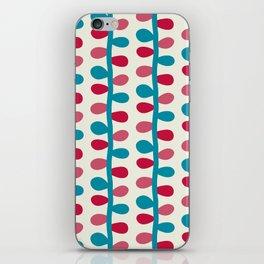 Like a Leaf [colours] iPhone Skin