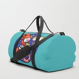 Cecil the Clown Fish Duffle Bag