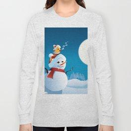 Join the spirit of Christmas Long Sleeve T-shirt