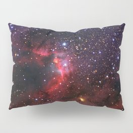 Cave Nebula Pillow Sham