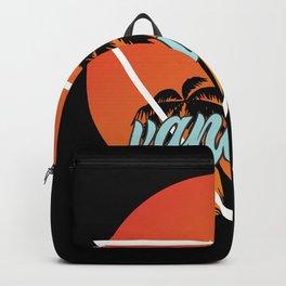 vanuatu Holiday Destination Backpack