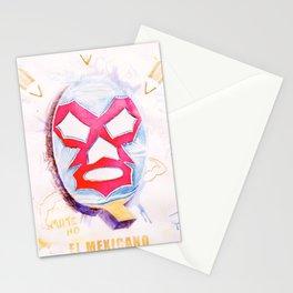 EL MATCHO MEXICANO! Stationery Cards