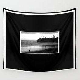 Tourmaline Surf Park Wall Tapestry