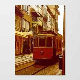 22 carmo Canvas Print