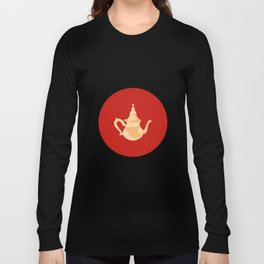 MADE IN MOROCCO #09-THE TEAPOT Long Sleeve T-shirt