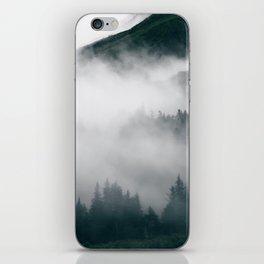 Forest Fog XVIII iPhone Skin