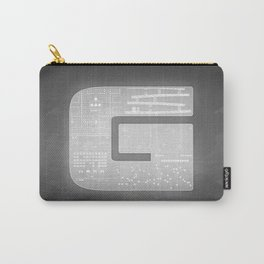 The Ghost of Gamers Past Carry-All Pouch