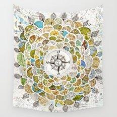 Wanderbloom Wall Tapestry
