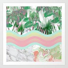 Difina Art Print