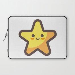 Star Emoji Laptop Sleeve