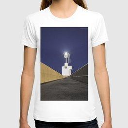 Lighthouse Landscape in Salento T-shirt