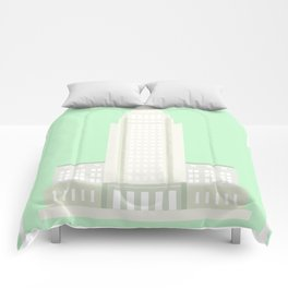 City Hall CA Comforters