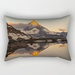 Swiss Alps Journey Rectangular Pillow