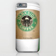 Black Coffee Slim Case iPhone 6s