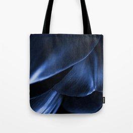 Succulent Leaf In Blue Color #decor #society6 #homedecor Tote Bag