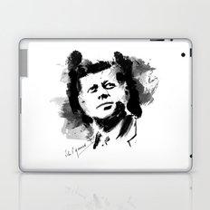 John F. Kennedy JFK Laptop & iPad Skin