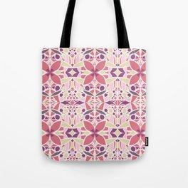Petal Pusher Tote Bag