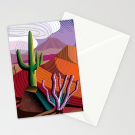 Gila River Indian Community Stationery Cards