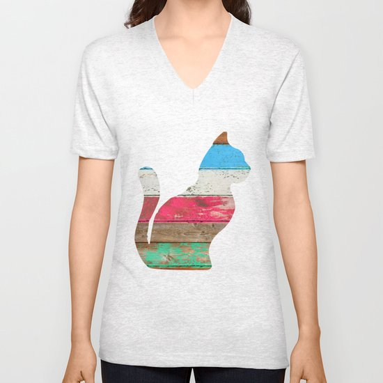 Eco Fashion Unisex V-Neck