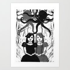 Untitled Two. Art Print