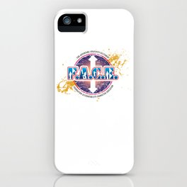 F.A.C.E. iPhone Case