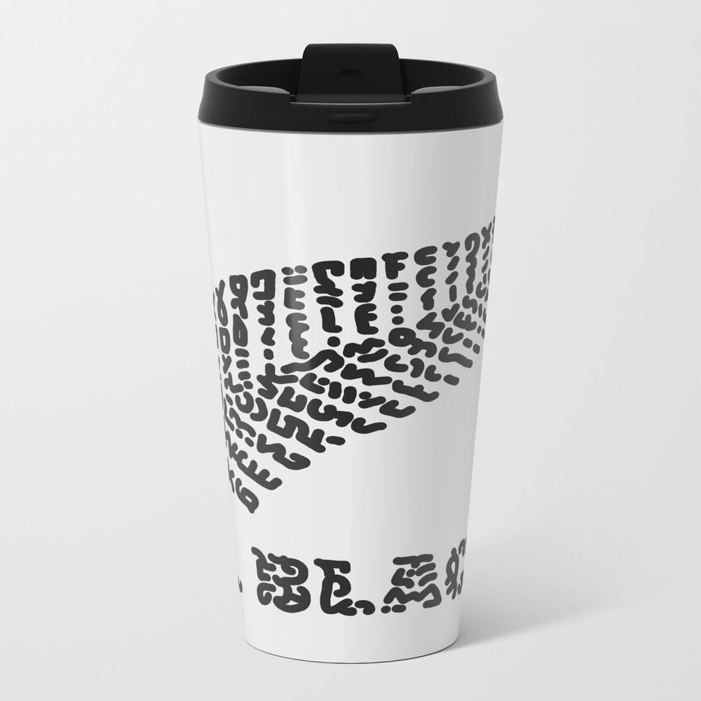 """""all Blacks"""" Rugby Team New Zealand Travel Mug"" TRM8976157"