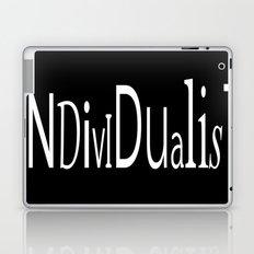 Individualist Laptop & iPad Skin