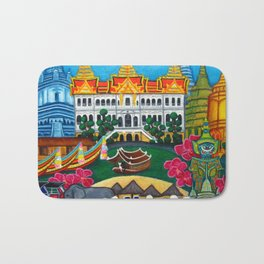 Exotic Bangkok Bath Mat