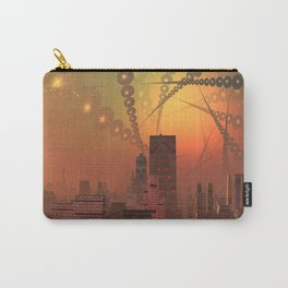 Spherople Alien City Carry-All Pouch