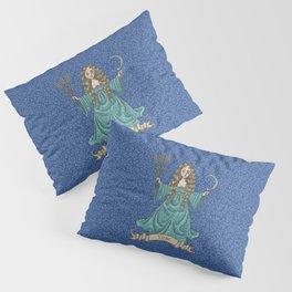 Vintage Astrology - Virgo Pillow Sham