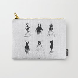 Little Black Dress Collection Carry-All Pouch