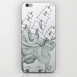 Sea Creature iPhone Skin