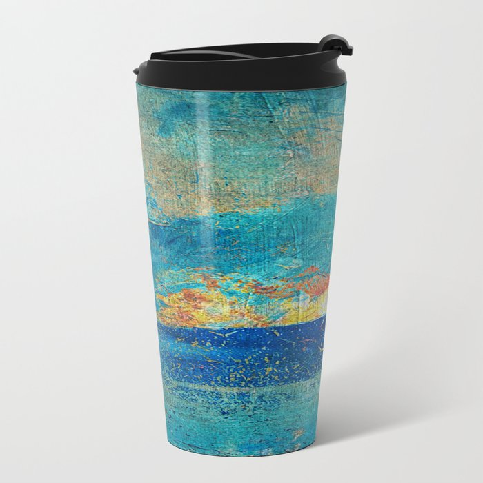 La Playa Metal Travel Mug