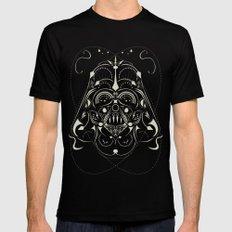 Darth Vader on Acid Mens Fitted Tee Black MEDIUM