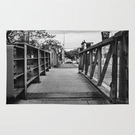 Gowanus Canal Bridge Rug