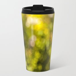 Beautiful bokeh Travel Mug