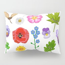 Nature collection Pillow Sham