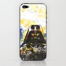 Darth Vader Star Wars Art iPhone & iPod Skin