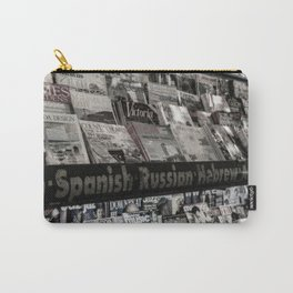 Periodically Carry-All Pouch