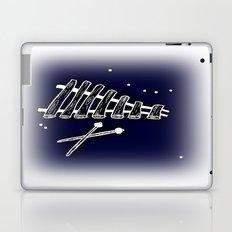 Space Marimba Laptop & iPad Skin