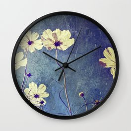 Autumnal Serenade Wall Clock