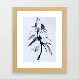 Pescaito Framed Art Print