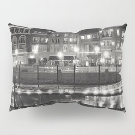 Riverfront Lights Pillow Sham