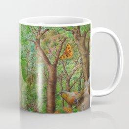 Beautiful forest Coffee Mug