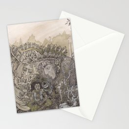 A Midsummer Night's Dream Stationery Cards